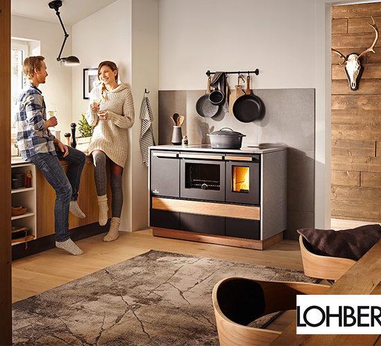 lohberger cuisinière