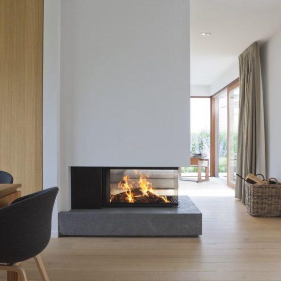 cheminée bois