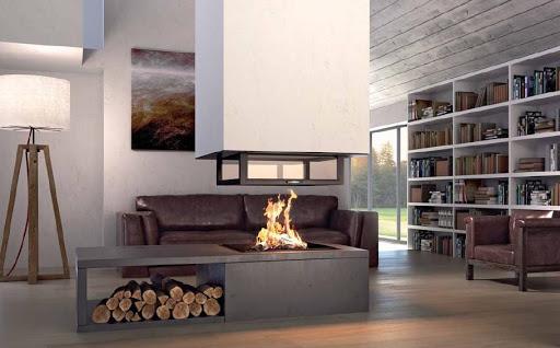 cheminées bois